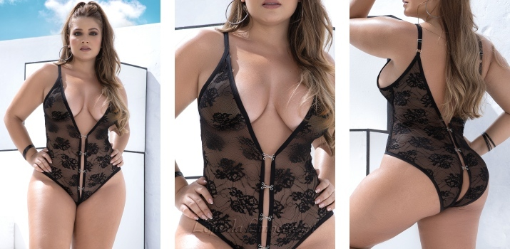 Body 2XL Delirio €29,90