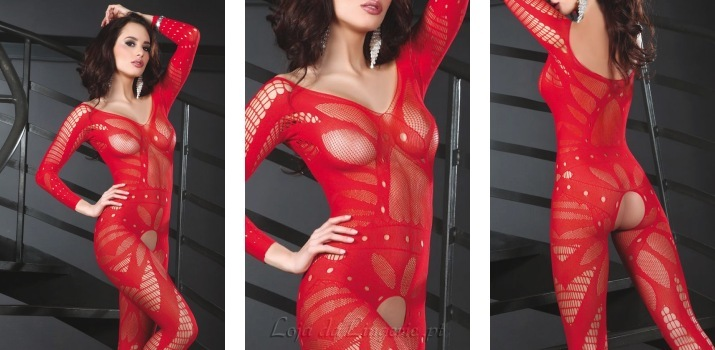 Body Hassiba Red €9,90