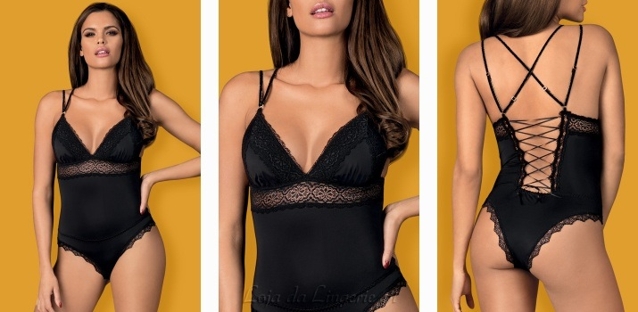 Body Lolitte Black €31,90