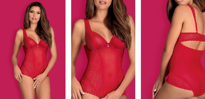 Body Rougebelle Red €29,90