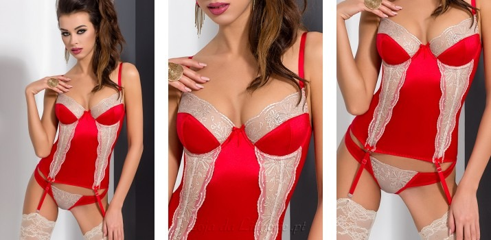 Corpete Lorraine Red €39,90