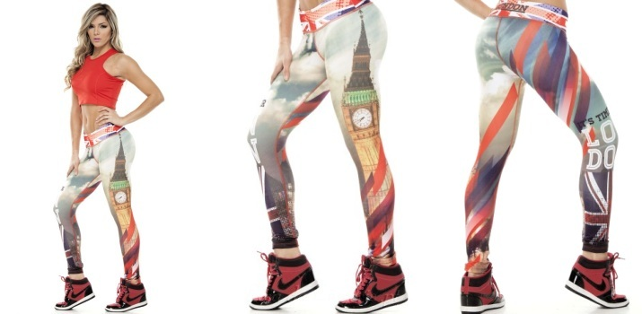 Leggings London €19,90