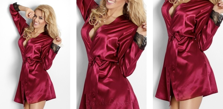 Robe Luisa Bordeaux €27,90