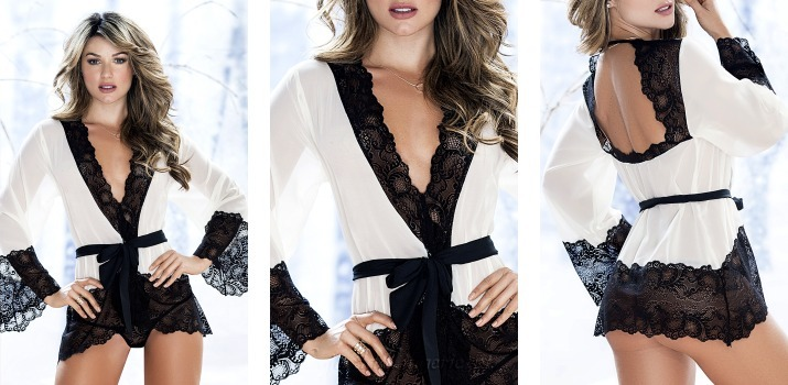Robe Princess ( inclui tanga ) €34,90