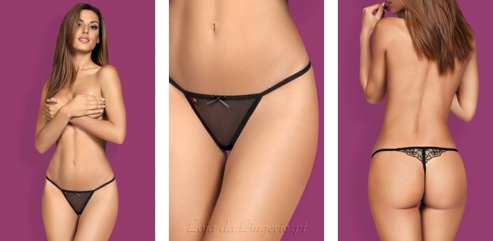 Tanga Filipa Black €5,90