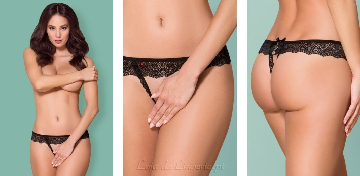 Tanga Giovanna Black €8,90