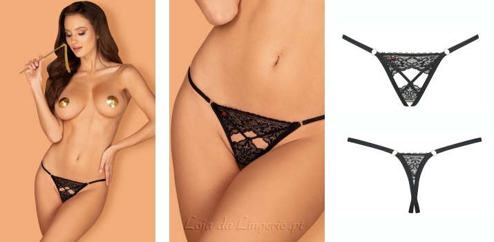 Tanga Meshlove Seduction €11,90